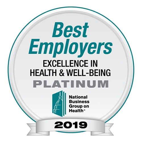 Best Employers | Excellence in Health & Well-Being