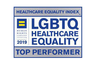 LGBTQ Healthcare Equality Top Performer