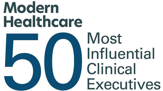 Modern Healthcare | 50 Most Influential Clinical Executives