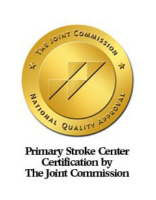 Primary Stroke Center Certification by The Joint Commission