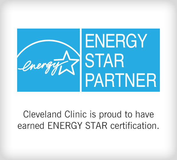 Energy Star Partner | Cleveland Clinic