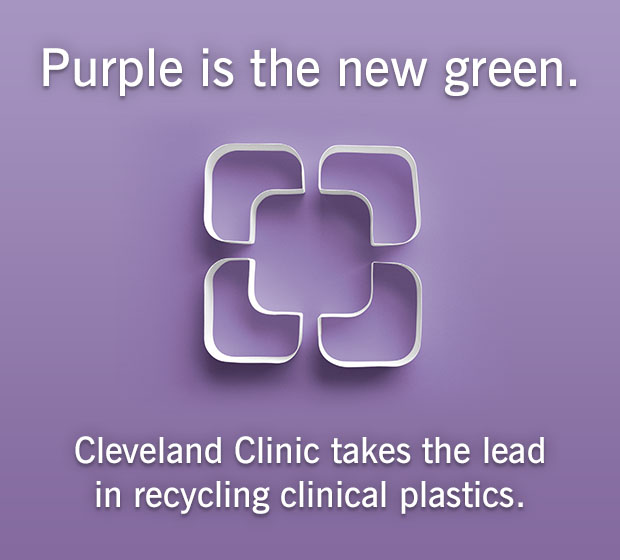 Recycling | Cleveland Clinic
