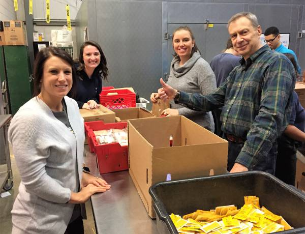Harvest for Hunger | Cleveland Clinic