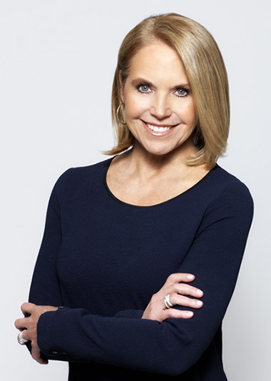 Katie Couric | Journalist and Founder, Katie Couric Media | Ideas for Tomorrow | Cleveland Clinic