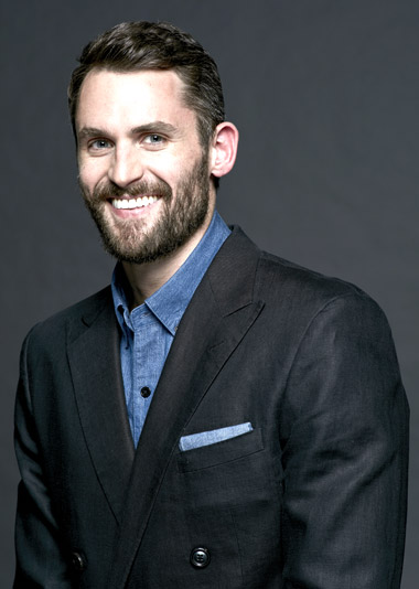 Kevin Love | NBA player for Cleveland Cavaliers, founder of the Kevin Love Fund | Ideas for Tomorrow | Cleveland Clinic