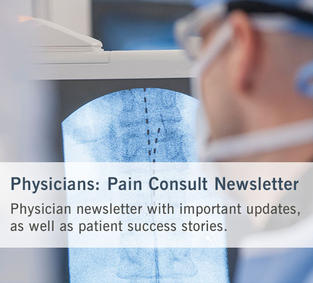 Pain Consult Newsletter | Cleveland Clinic
