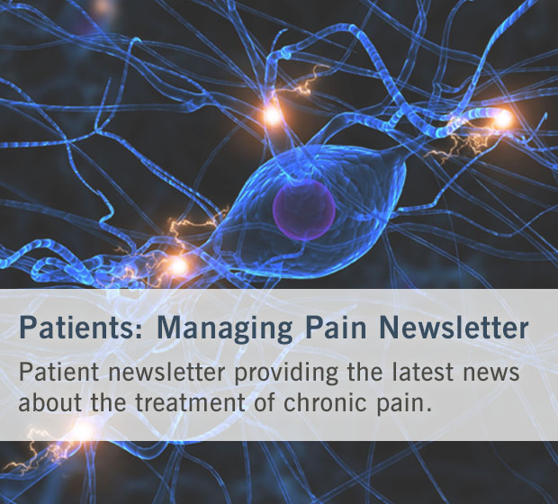 Managing Pain Newsletter | Cleveland Clinic