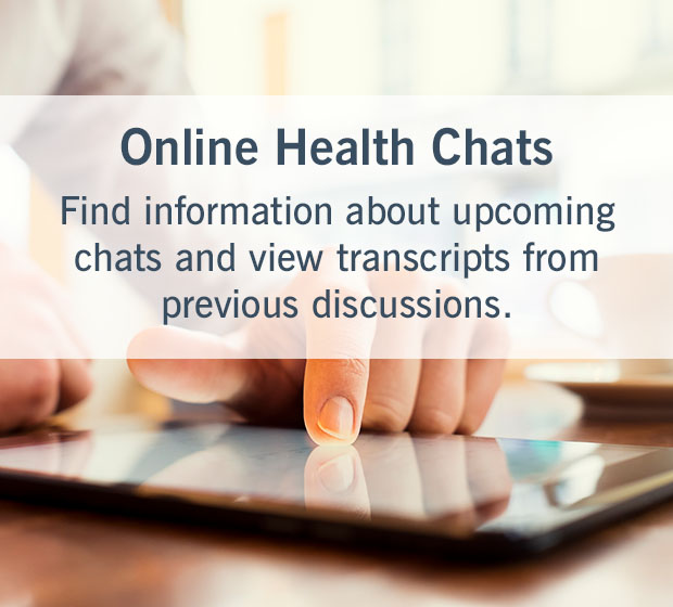 Webchats | Cleveland Clinic
