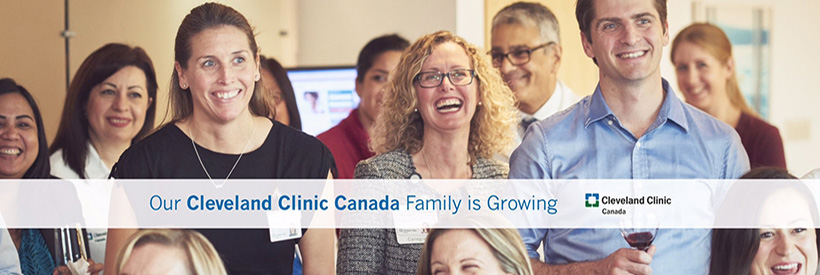 Cleveland Clinic Canada is Growing