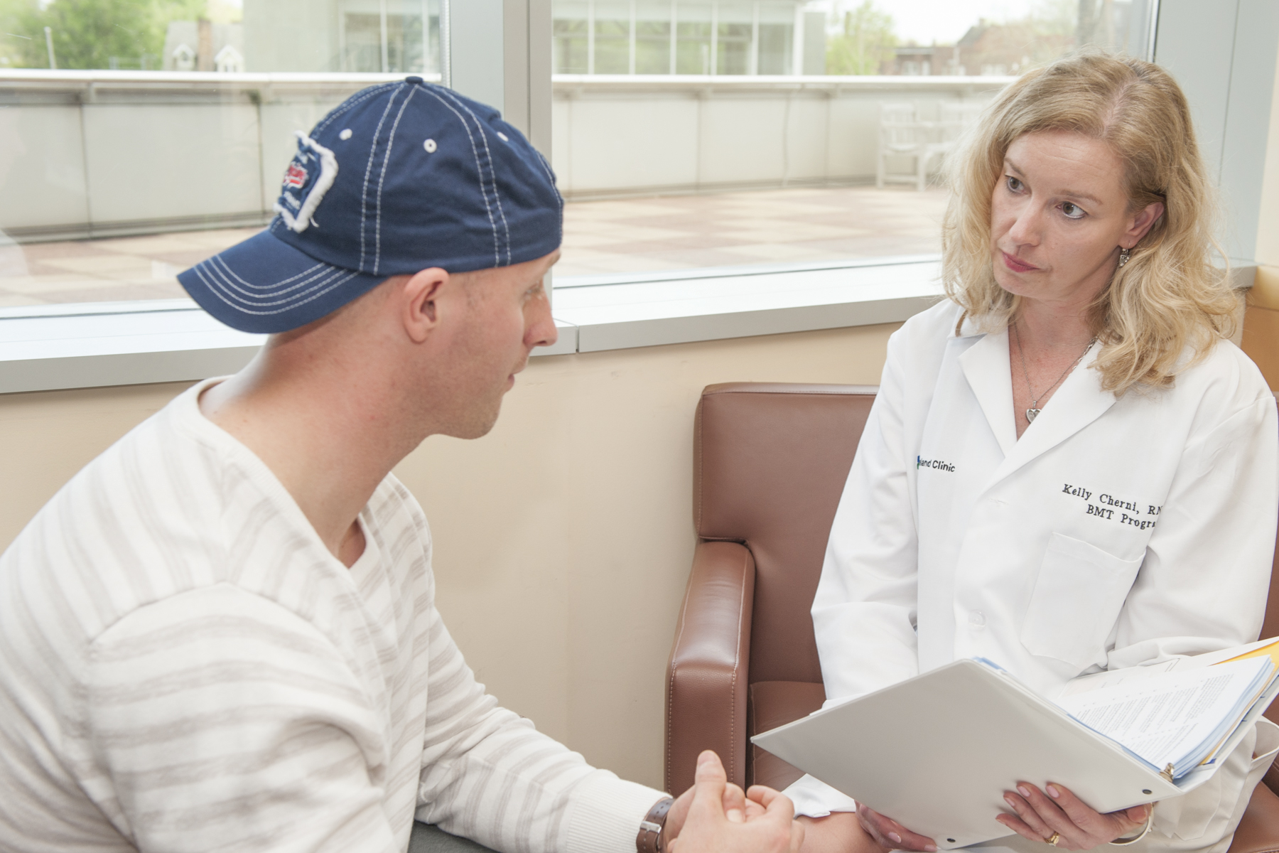 cancer bmt patient consult