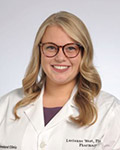 Lucy West, PharmD, BCCP