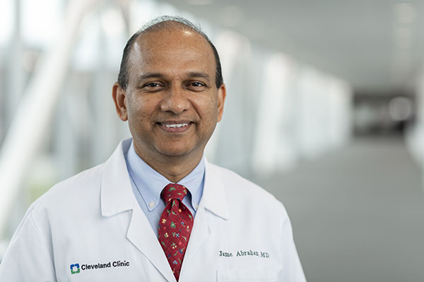 Why Choose Cleveland Clinic Cancer Center | Jame Abraham, MD