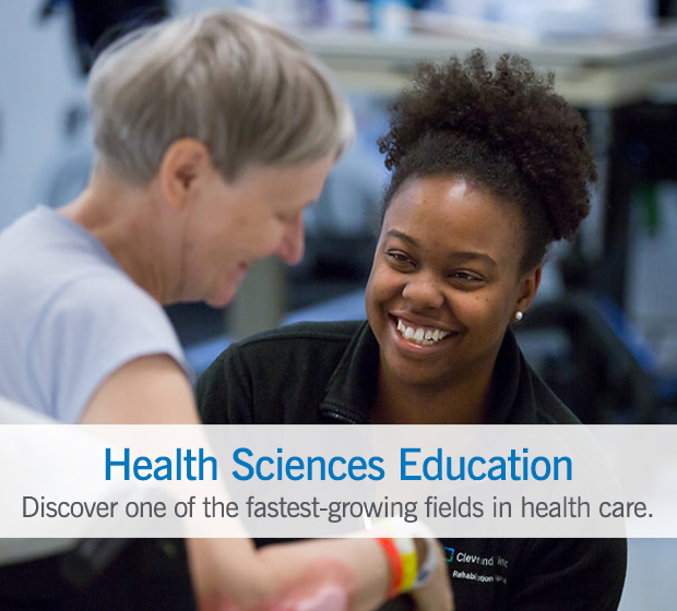 Health Sciences | Cleveland Clinic
