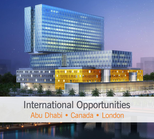 Internation Careers | Cleveland Clinic