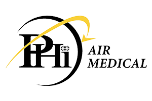 PHI Air Medical Logo