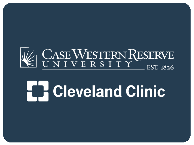 Cleveland Clinic and Case Western Reserve University Logo