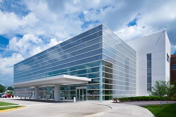 Cleveland Clinic Marymount Hospital's Emergency Room, located in Garfield Heights, Ohio