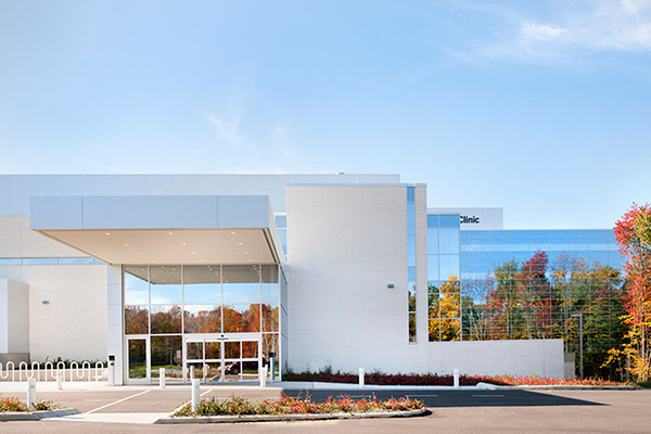 Cleveland Clinic Twinsburg Family Health & Surgery Center's Emergency Room, located in Twinsburg, Ohio