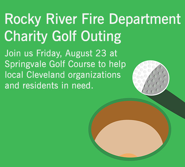 Rocky River Fire Department Charity Golf Outing