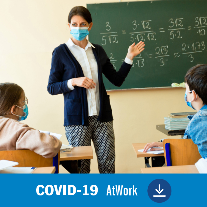 COVID-19 Guide for Educators