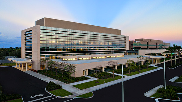 Cleveland Clinic Florida's New Bed Tower