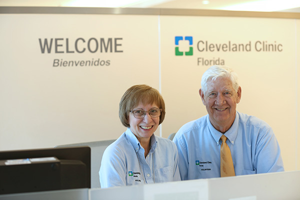 Welcome to Cleveland Clinic Florida