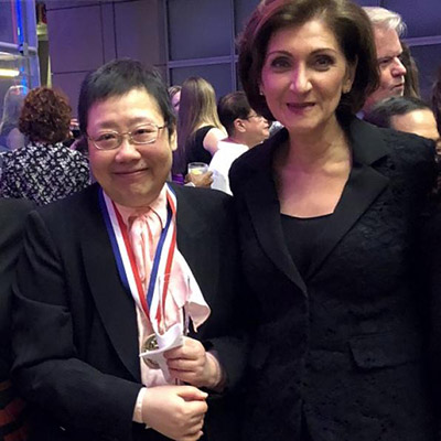 Charis Eng, MD, PhD, and Serpil Erzurum, MD