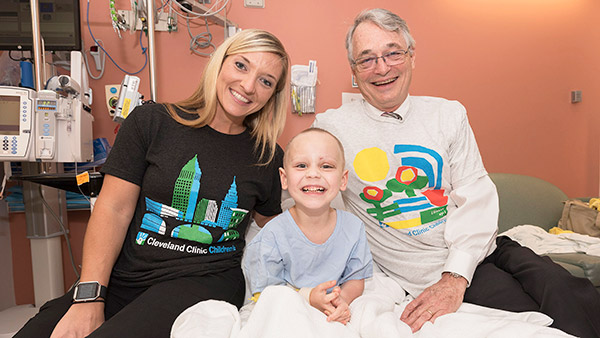 Give Local to Benefit Cleveland Clinic Children's