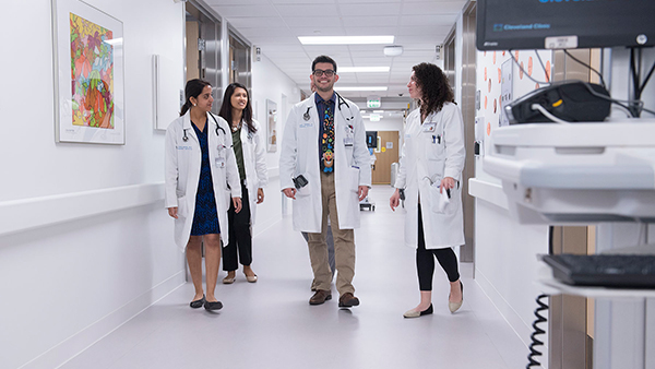 Graduate Medical Education: Visiting Trainees | Cleveland Clinic