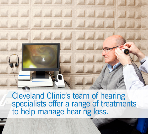 Hearing Loss Guides | Cleveland Clinic