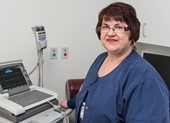 Meet an ECG/EKG Technician: Marion | Health Sciences Education | Cleveland Clinic