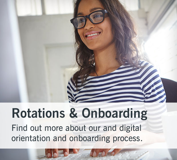 Rotations & Onboarding | Cleveland Clinic Health Sciences Education