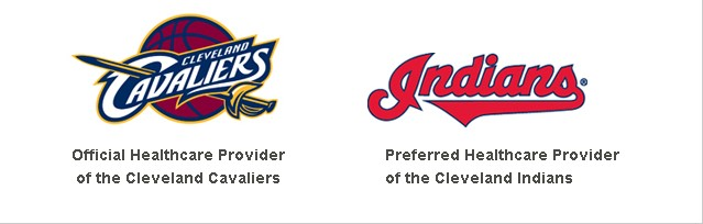 Cavaliers and Indians Logos