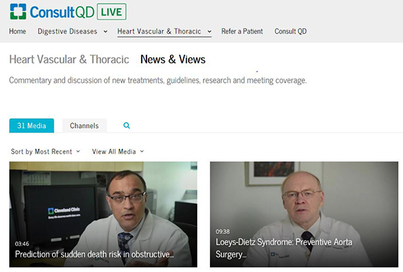 ConsultQD Live! | Cleveland Clinic