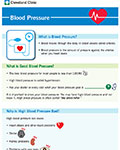 What is Blood Pressure? | Cleveland Clinic