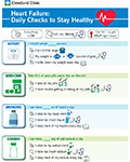 Heart Failure: Daily Checks to Stay Healthy | Cleveland Clinic