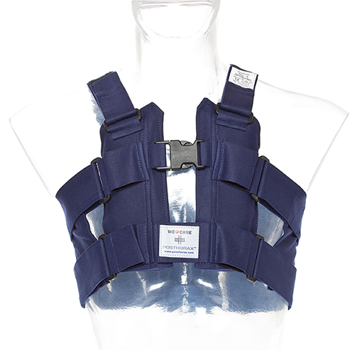 Posthorax Vest | Patient Education | Heart & Vascular Institute | Cleveland Clinic