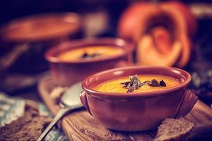 Red Lentil Pumpkin Soup | Cleveland Clinic