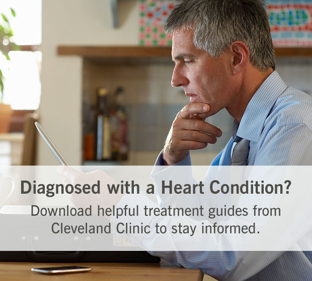 Diagnosed With A Heart Condition Promo | Cleveland Clinic