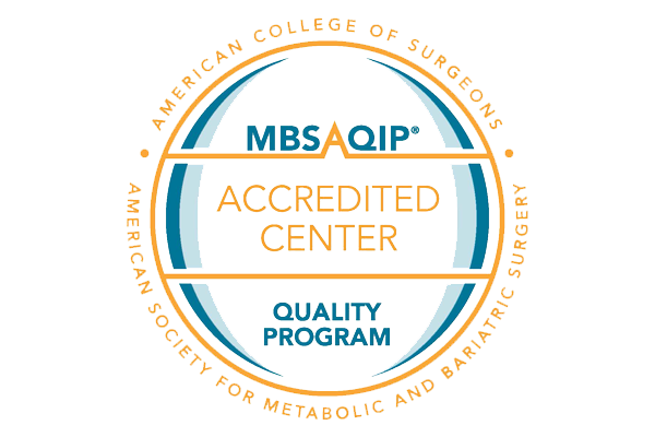 MBSAQIP Accredited Center Seal | Cleveland Clinic