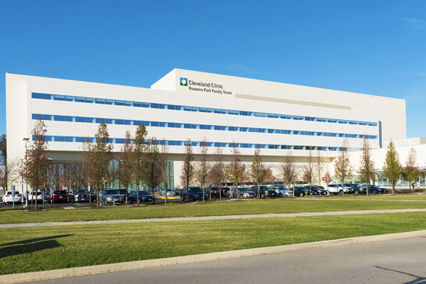 Cleveland Clinic in Lorain County