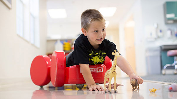 Why Choose Cleveland Clinic Children's Hospital for Rehabilitation
