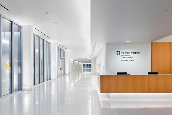 Specialties Hillcrest Hospital