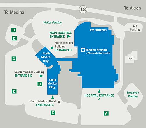 Cleveland Clinic Medina Medical Office Building