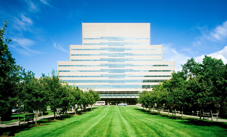 A Building - Crile Building