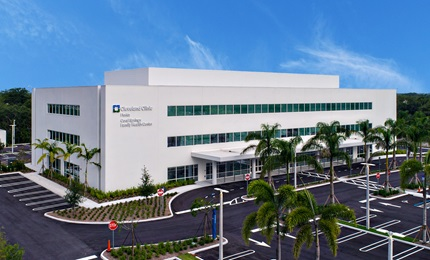 Cleveland Clinic Florida, Coral Springs