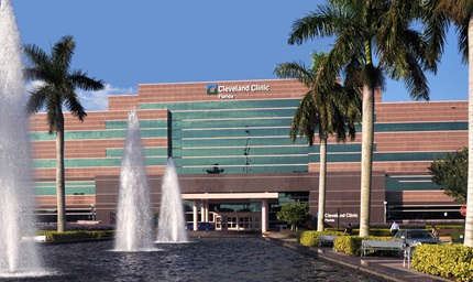 Cleveland Clinic Florida, Weston Hospital