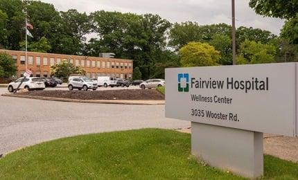 Fairview Hospital Wellness Center