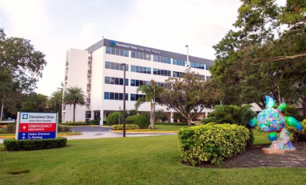 Cleveland Clinic Florida, Indian River Hospital