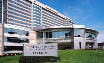 Kk Building Intercontinental Hotel